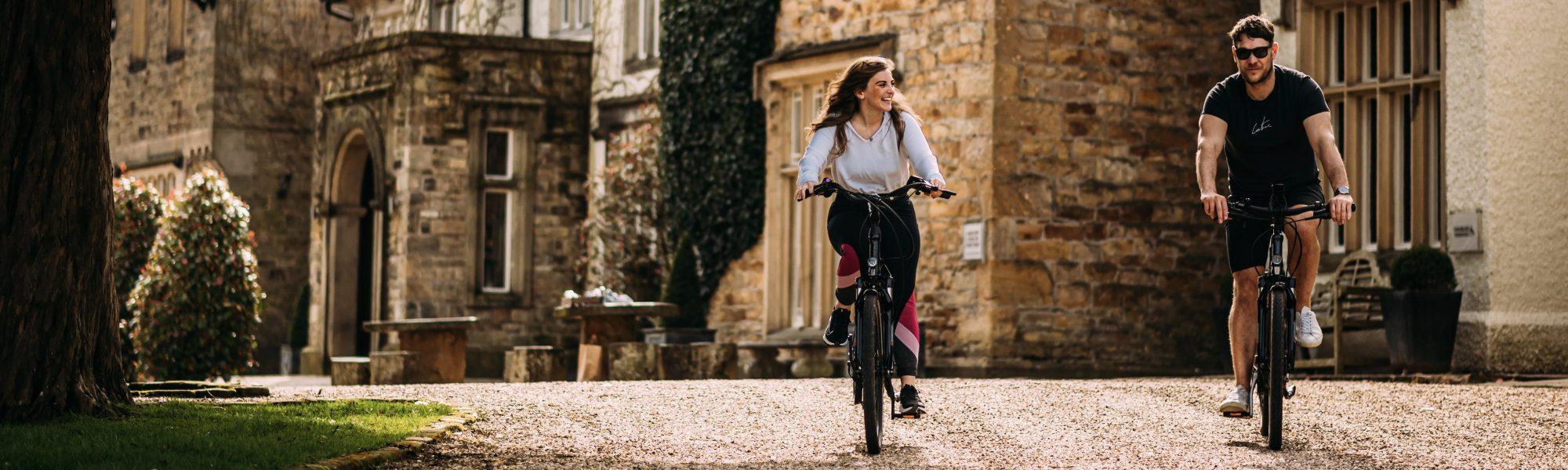 Explore Bowland by E-bike
